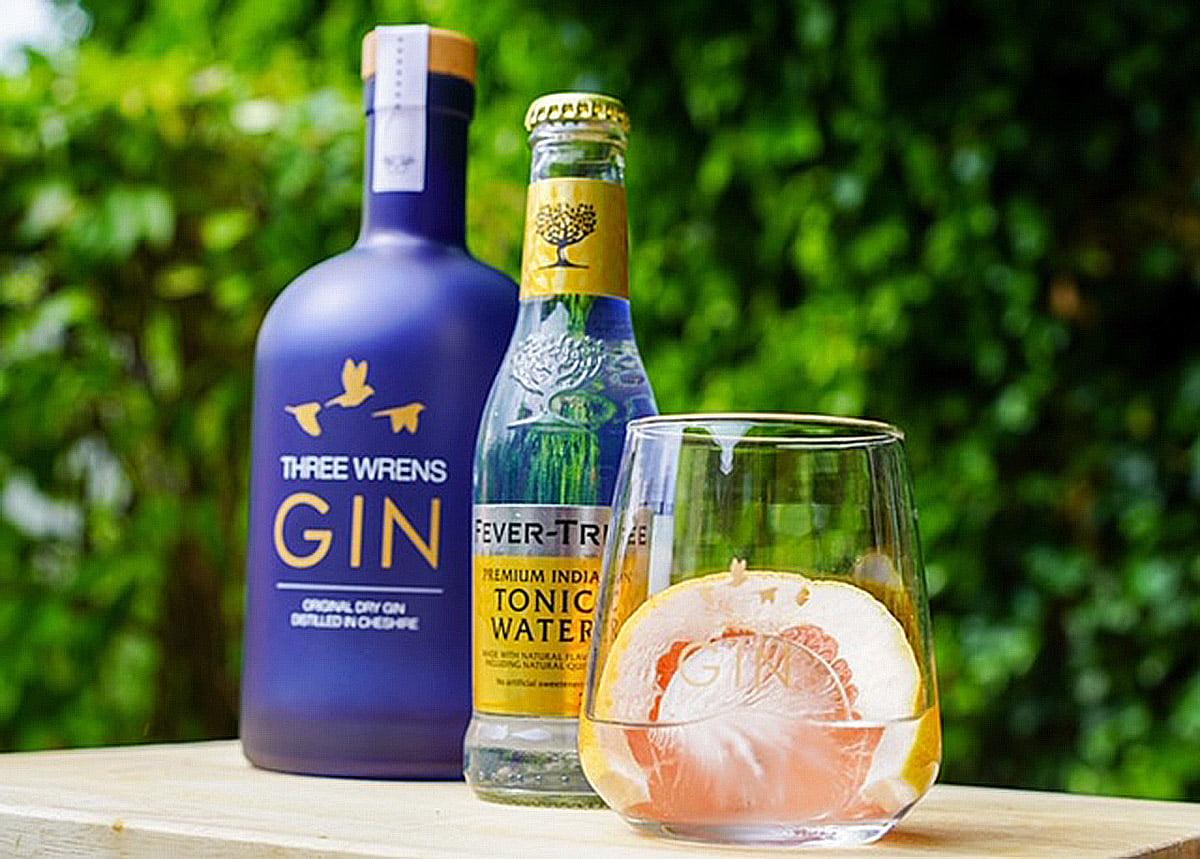 classic gin tonic
