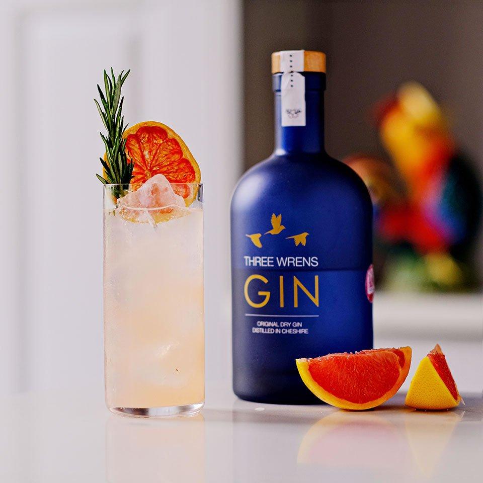 gin fizz orginal dry