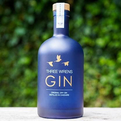 original dry cheshire gin