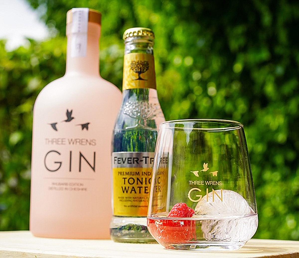 rhubarb gin classic tonic