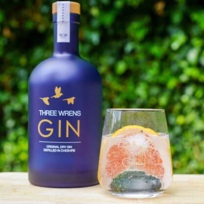 three wrens london dry gin