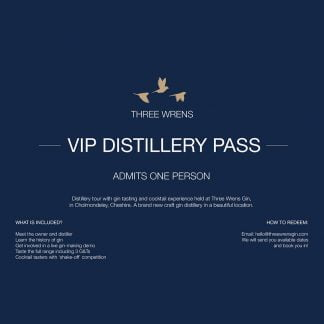 three wrens gin voucher