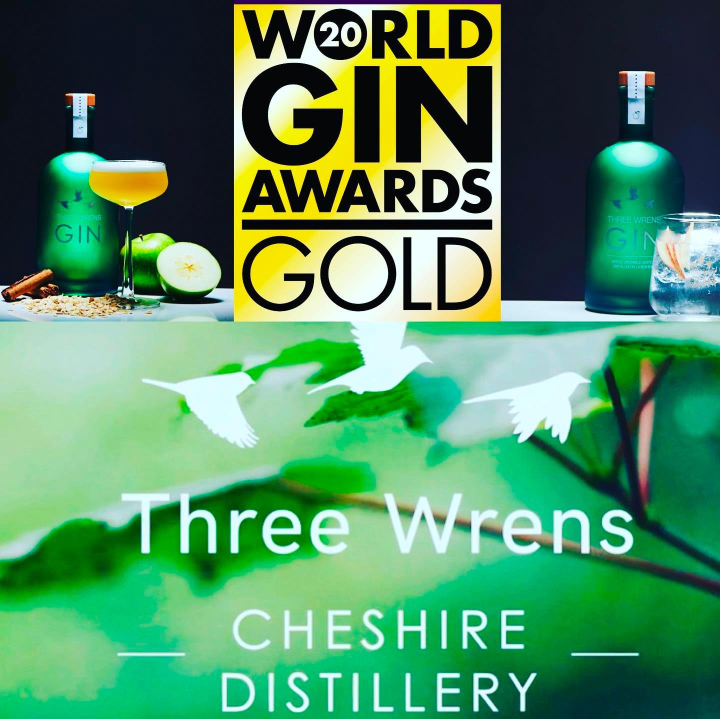 world gin awards 2020 gold winner