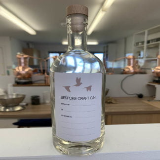 bespoke craft gin