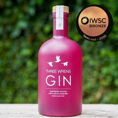 balsamic-gin-raspberry-three-wrens-iwsc-2020