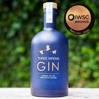 original dry gin iwsc 2020