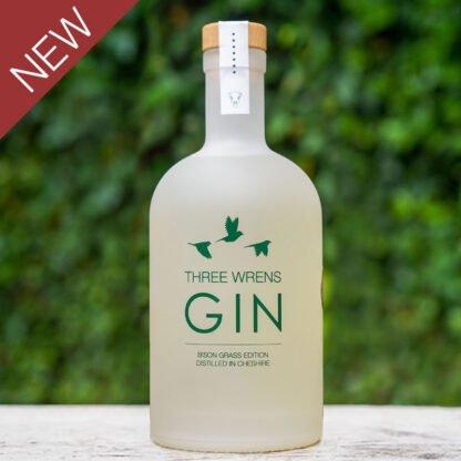 bison grass edition gin