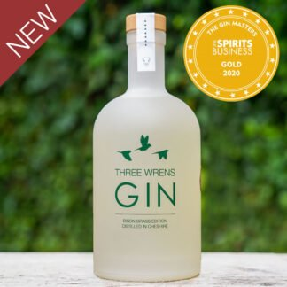 bison grass edition gin gold award