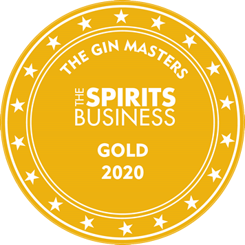 2020 gin masters gold medal