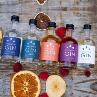 gin tasing box blood orange apricot march 2021
