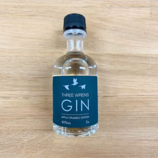 mini gin apple crumble edition 5cl