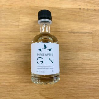 mini gin bison grass edition 5cl