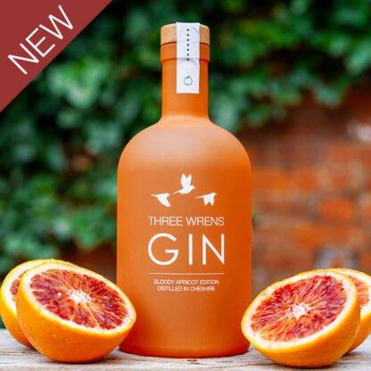 blood orange apricot gin