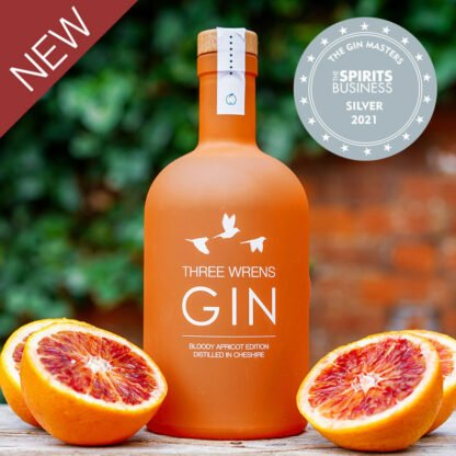 blood orange apricot gin the gin masters awarded new