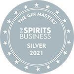 the gin masters silver 2021 icon
