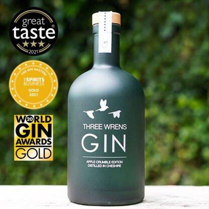 apple crumble gin 2021 great taste award