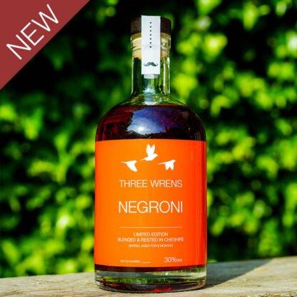 barrel aged negroni new
