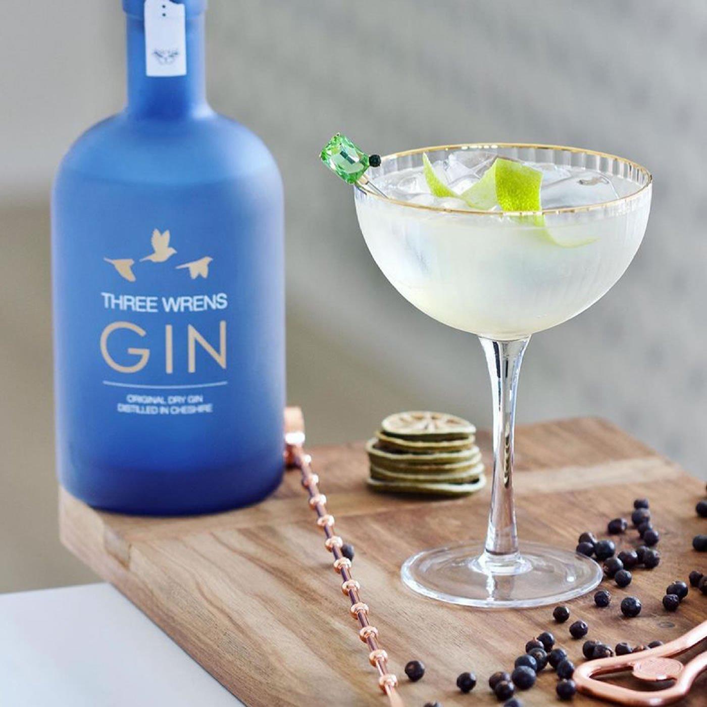 three wrens cocktail