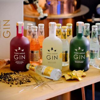 words firsts gin box 2021